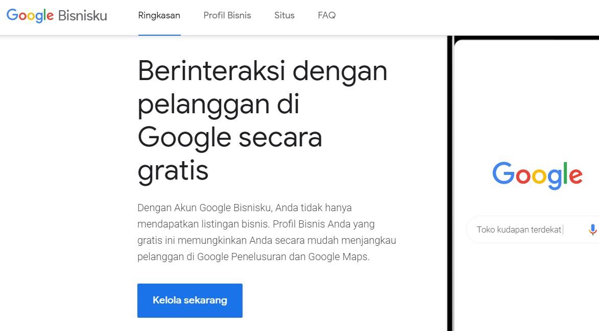2 Cara Membuat Website Di Google Gratis Fikselin Creative